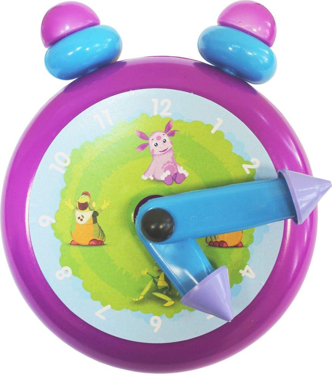 Лунтик Развивающая игрушка Будильник Лунтик фигурки игрушки prostotoys пупсень серия лунтик и его друзья