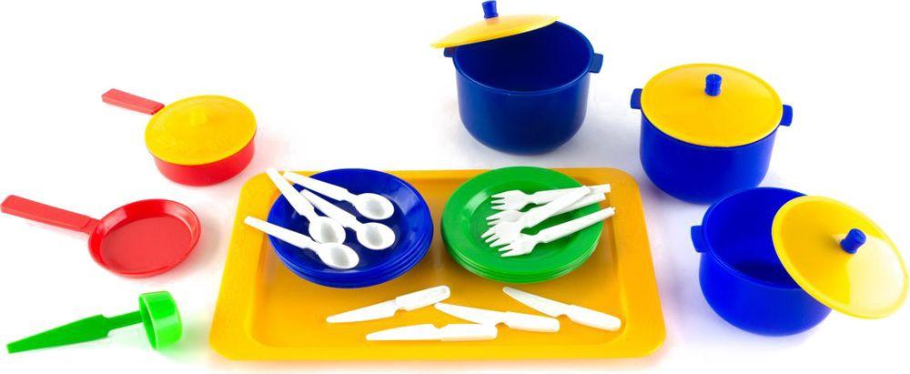 Пластмастер Игровой набор для кукол Хозяюшка пластмастер игровой набор фикси плотник
