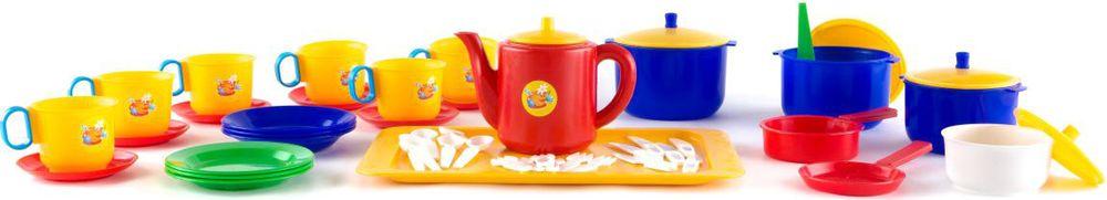 Пластмастер Игровой набор Шеф повар alex игровой набор посуды чайный сервиз весна 16 предметов
