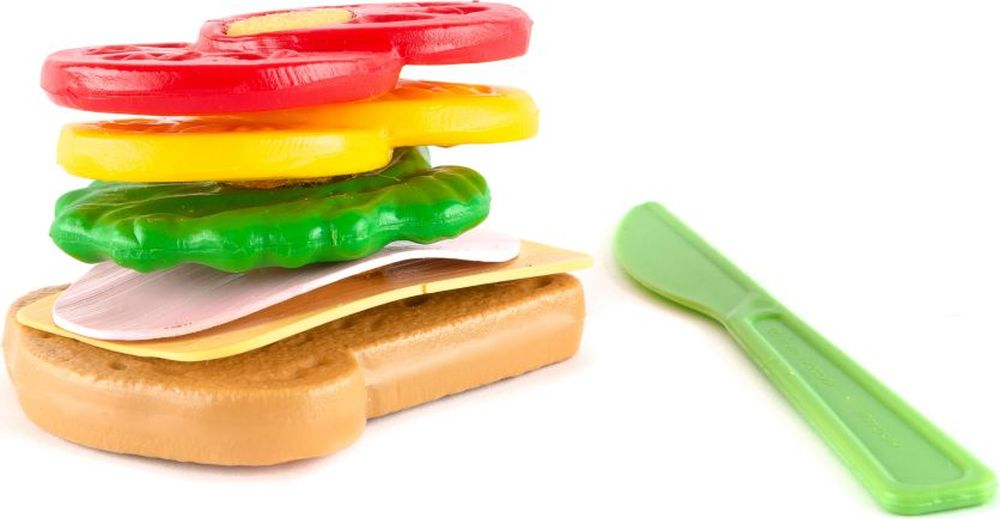 Пластмастер Игровой набор Бутерброд