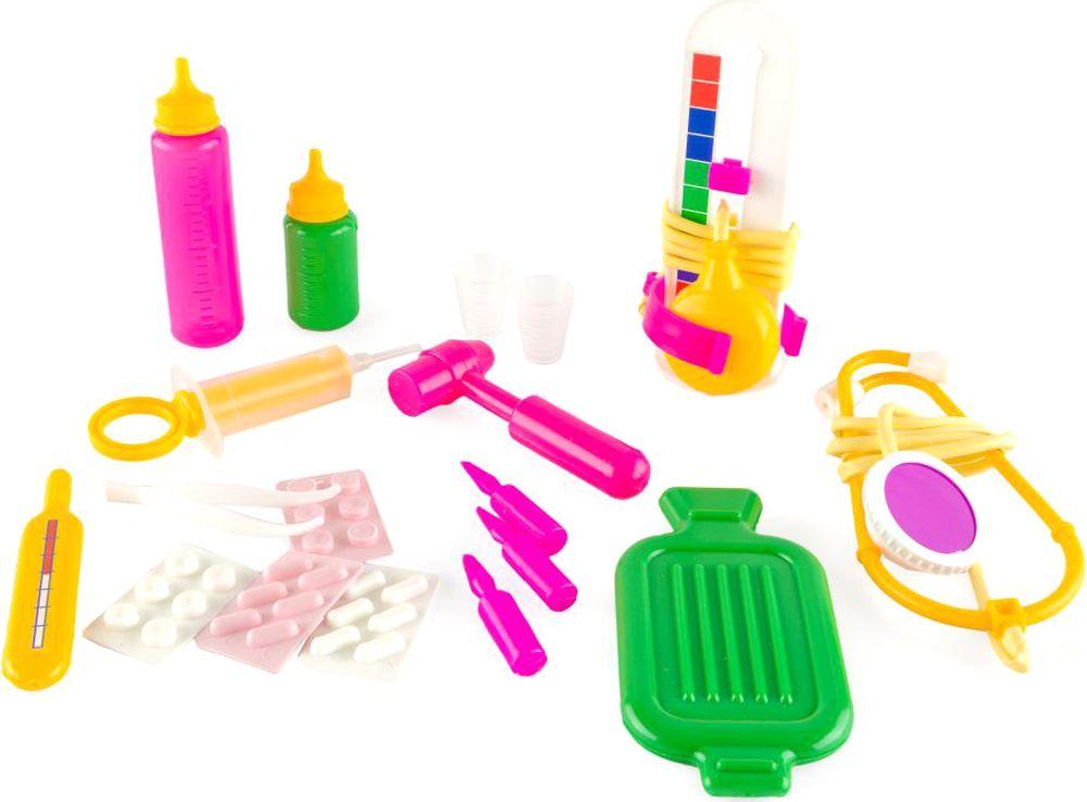 Пластмастер Игровой набор Маленький доктор игра развивающая пластмастер набор маленький повар
