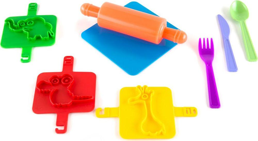 Пластмастер Игровой набор Пекарь №1 пластмастер игровой набор кто в доме хозяин