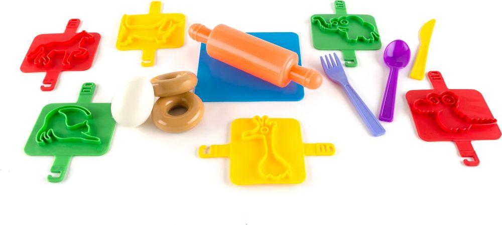 Пластмастер Игровой набор Пекарь №2 hasbro play doh игровой набор из 3 цветов цвета в ассортименте с 2 лет