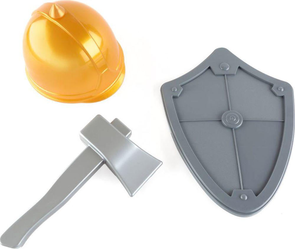 Пластмастер Игровой набор Викинг пластмастер игровой набор кто в доме хозяин