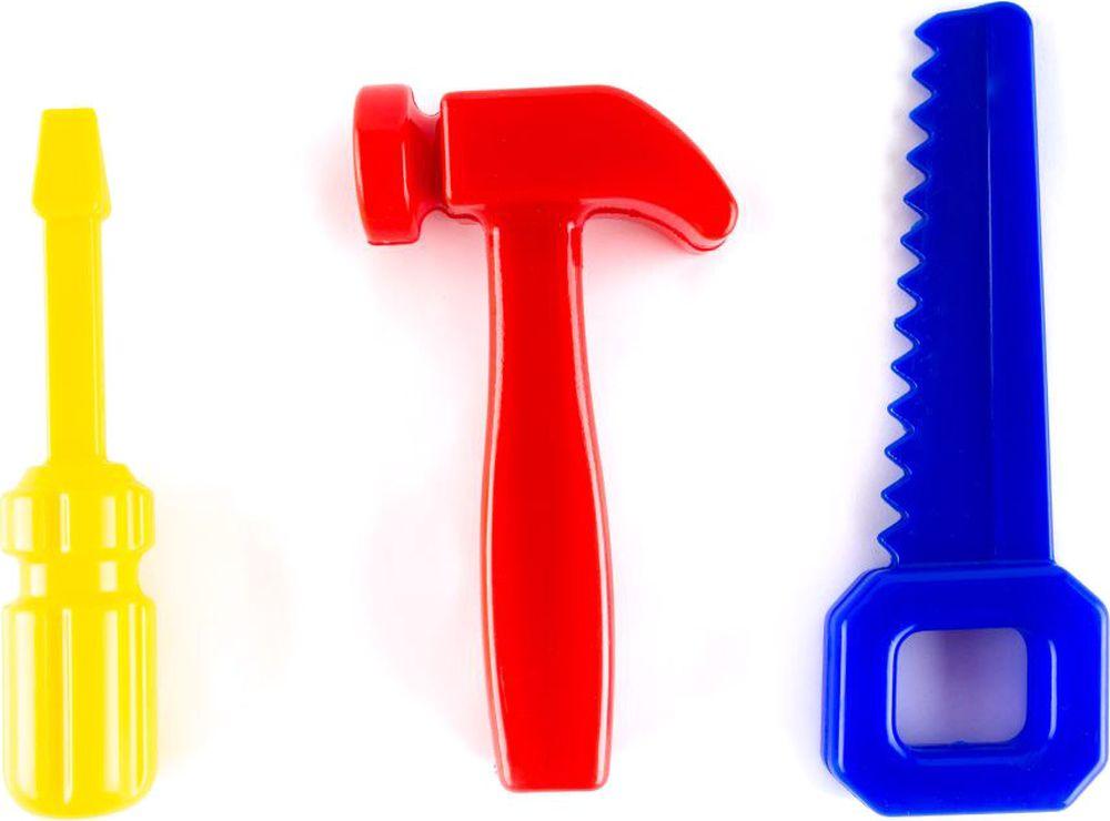 Пластмастер Игровой набор инструментов Плотник пластмастер игровой набор кто в доме хозяин