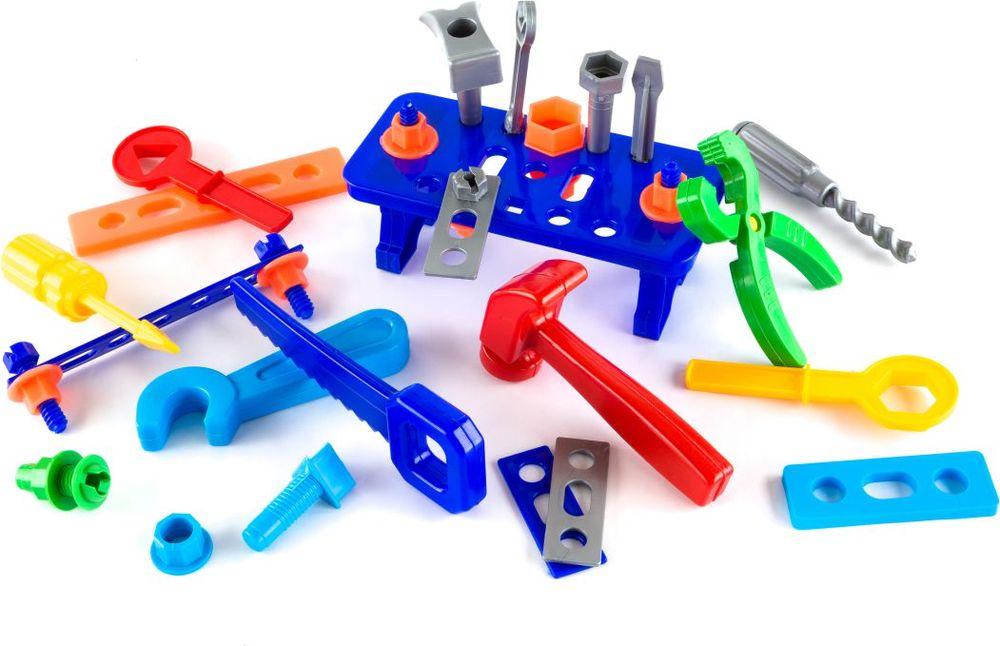 Пластмастер Большой набор инструментов