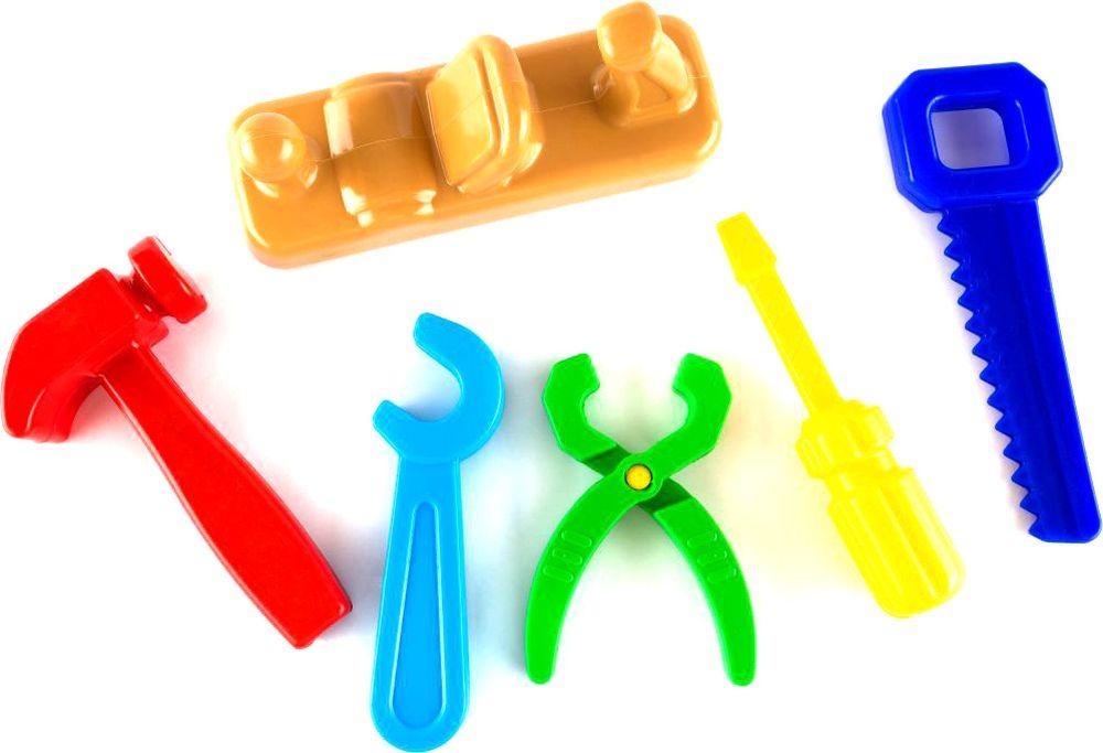 Пластмастер Игровой набор Мастерская пластмастер игровой набор фикси плотник