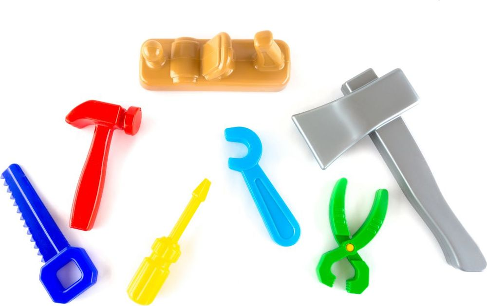 Пластмастер Игровой набор Урок Труда