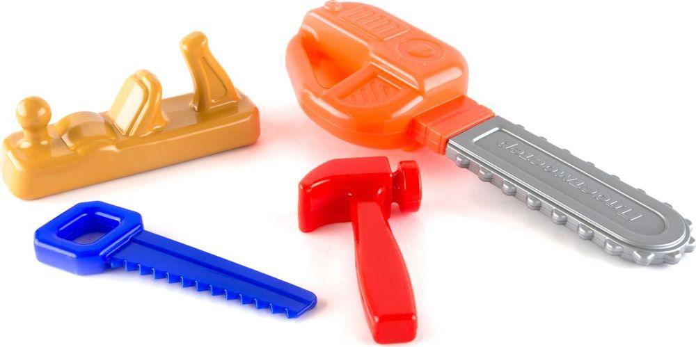 Пластмастер Игрушечный набор Лесопилка пластмастер игровой набор фикси плотник