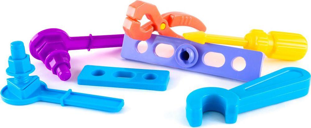 Пластмастер Игровой набор Мой первый инструмент пластмастер игровой набор фикси плотник