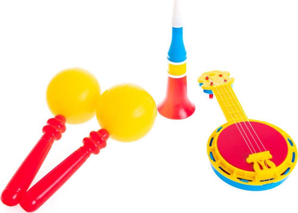 Пластмастер Игровой набор Этно-музыка