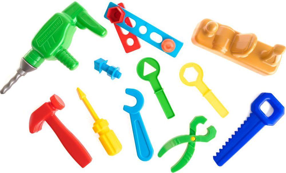 Пластмастер Игровой набор Мастер на выезде пластмастер игровой набор фикси плотник