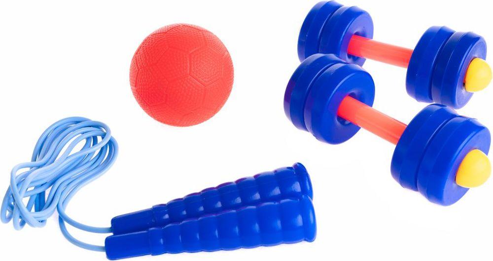 Пластмастер Игровой набор Веселые старты пластмастер игрушечный набор монтажник