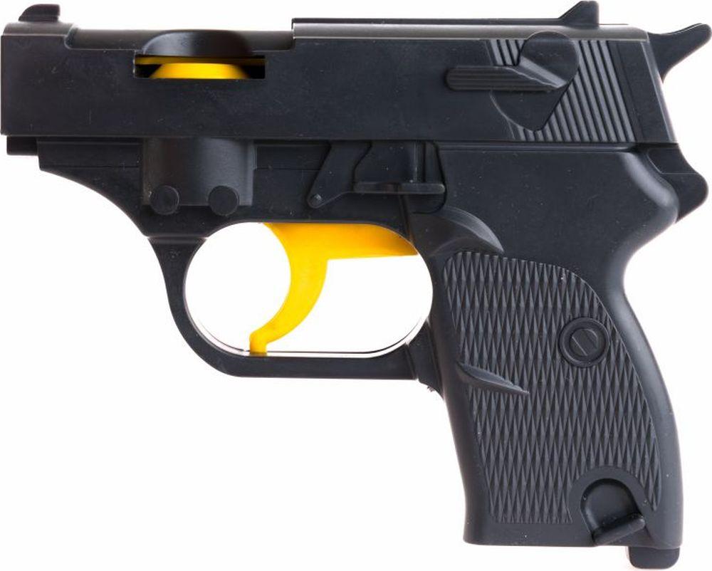 Пластмастер Пистолет с дисками пластмастер игрушечный набор монтажник