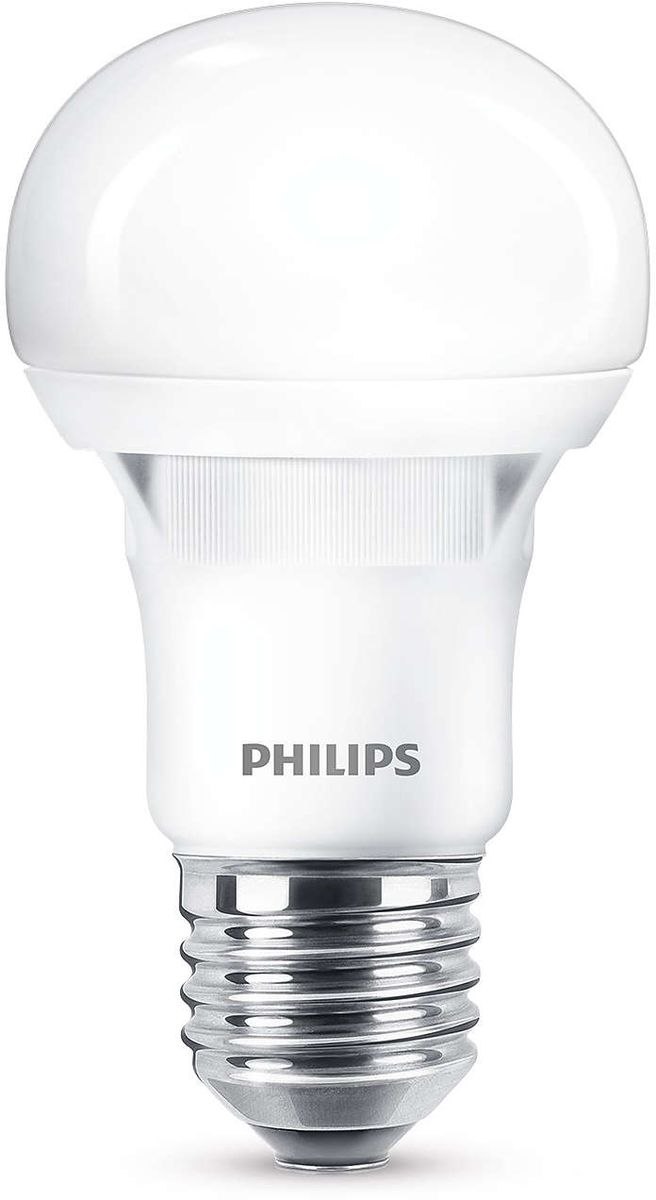 Лампа светодиодная Philips Essential LEDBulb, цвет: матовый, цоколь E27, 12W, 6500K871869672803100Лампа электрическая со светодиодным излучателем.Назначение: освещение. Хранить в сухом прохладном месте. Не бросать. Инструкция по эксплуатации: используйте лампу на оборудовании, которому соответствует данный тип лампы. Перед установкой лампы отключите питание. Не используйте лампу со светорегулирующей аппаратурой, с выключателями со светодиодной подсветкой, с электронными переключателями, вкл.фотоэлементы, датчики освещенности, таймеры. Не требует специальной утилизации и специальных условий транспортировки.
