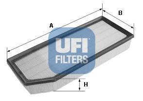 Фильтр воздушный UFI 30274003027400