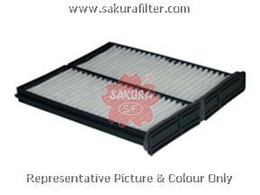 Фильтр салонный Sakura. CA1001CA1001
