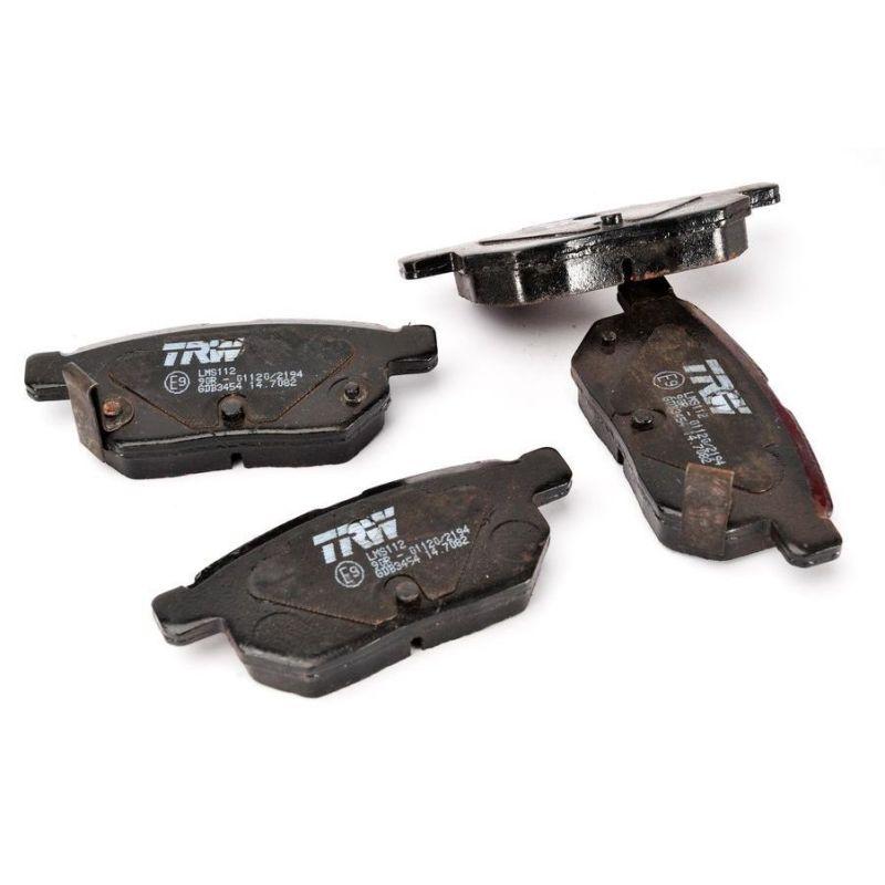 Колодки тормозные дисковые TRW/Lucas GDB3454GDB3454
