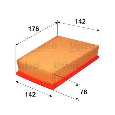 Фильтр воздушный Valeo 585026585026