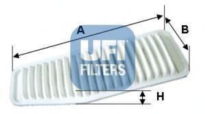 Фильтр воздушный UFI 30452003045200
