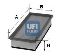 Фильтр воздушный UFI 30260003026000