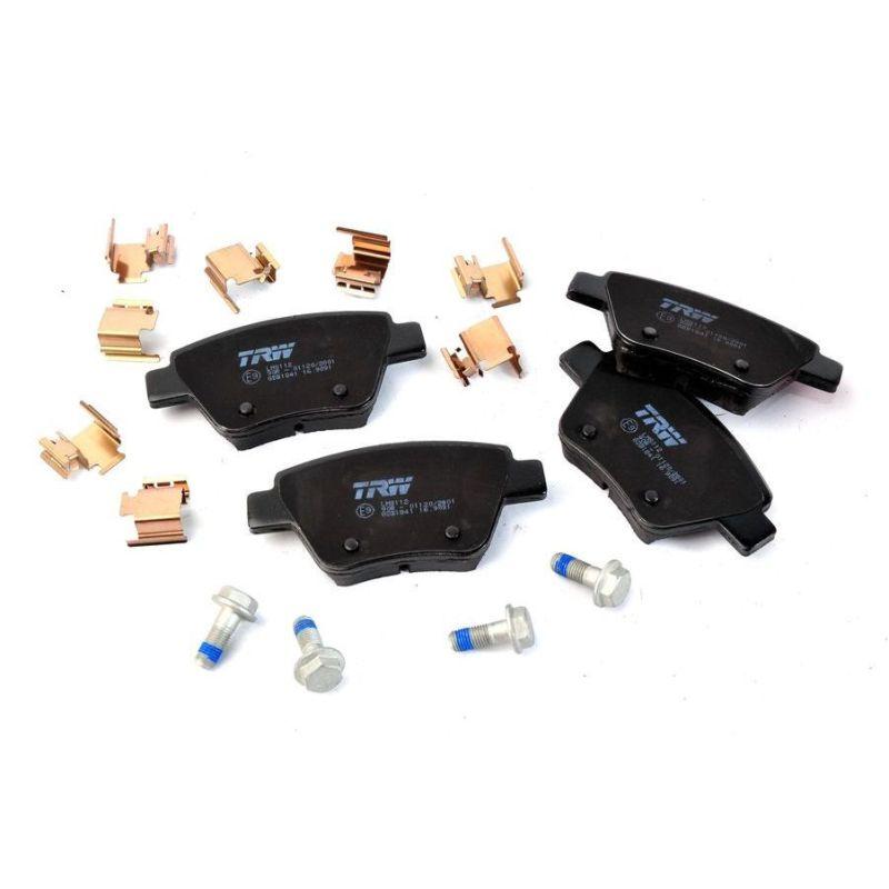 Колодки тормозные дисковые TRW/Lucas GDB1841GDB1841