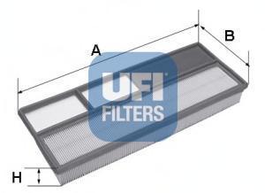 Фильтр воздушный UFI 30265003026500