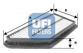 Фильтр воздушный UFI 30229003022900