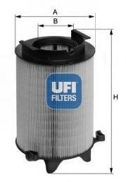 Фильтр воздушный UFI 27401002740100