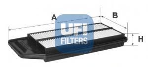 Фильтр воздушный UFI 30276003027600