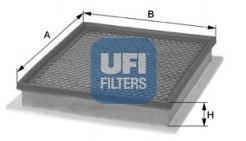 Фильтр воздушный UFI 30404003040400