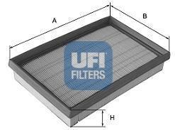 Фильтр воздушный UFI 30368003036800