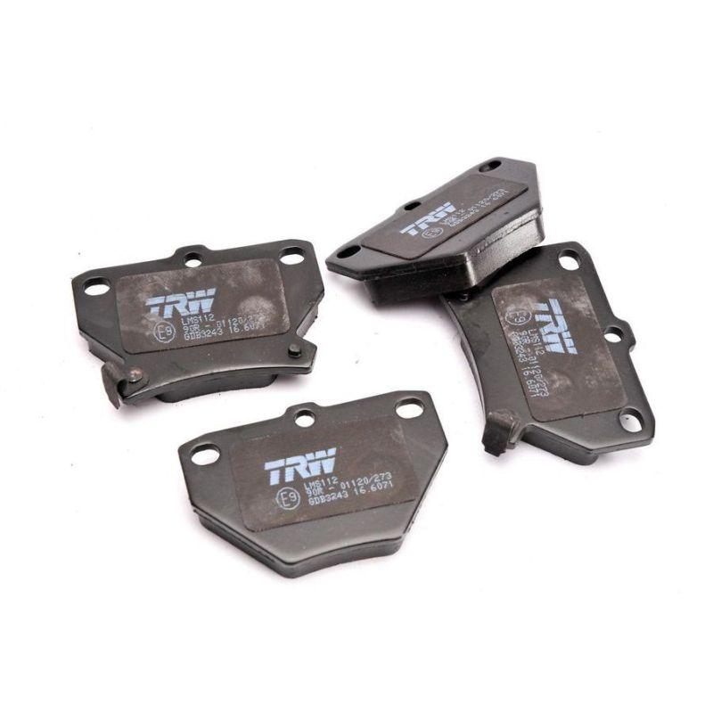 Колодки тормозные дисковые TRW/Lucas GDB3243GDB3243
