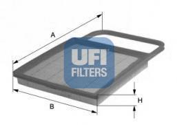 Фильтр воздушный UFI 30345003034500