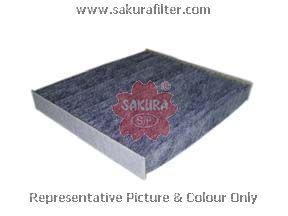 Фильтр салонный Sakura CAC1114CAC1114