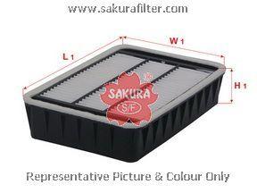 Фильтр воздушный Sakura A5828A5828