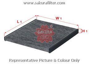 Фильтр салонный Sakura CAC1113CAC1113
