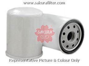 Фильтр масляный Sakura C1814C1814