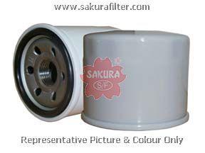 Фильтр масляный Sakura C17410C17410