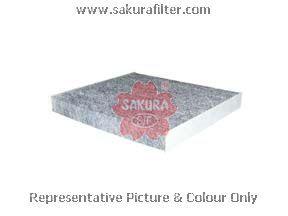 Фильтр салонный Sakura CAC1705CAC1705