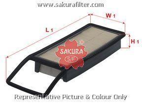 Фильтр воздушный Sakura A1643A1643