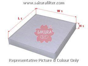 Фильтр салонный Sakura CA31110CA31110