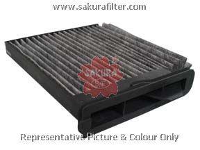 Фильтр салона угольный Sakura CAC18190CAC18190