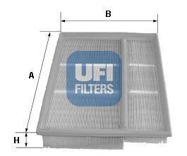 Фильтр воздушный UFI 30119003011900