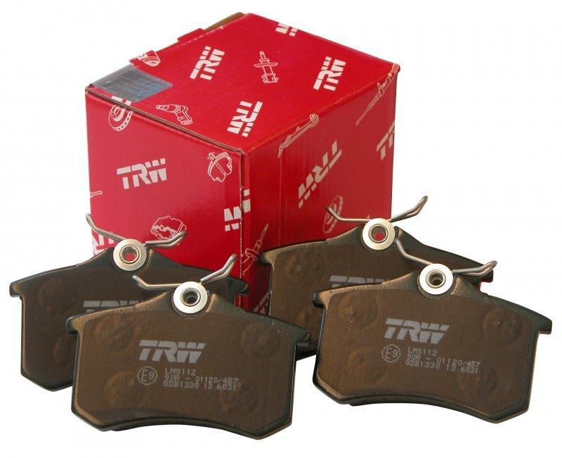 Колодки тормозные дисковые TRW/Lucas GDB1330GDB1330