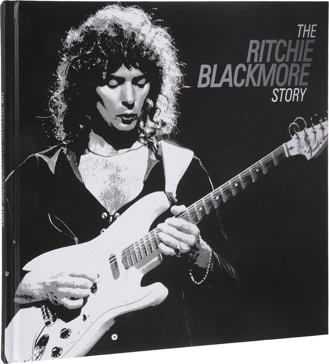 Ritchie Blackmore: The Ritchie Blackmore Story (2 DVD + 2 CD) аукцыон птица cd 2 dvd