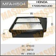 Фильтр воздушный Masuma MFA-H504MFA-H504