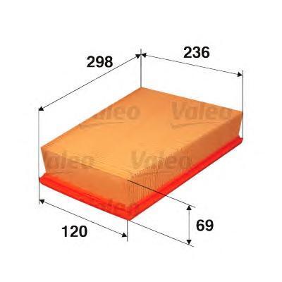 Фильтр воздушный Valeo 585149585149
