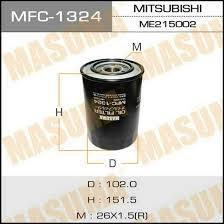Фильтр масляный Masuma MFC-1324MFC-1324