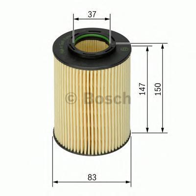 Фильтр масляный Bosch F026407003F026407003